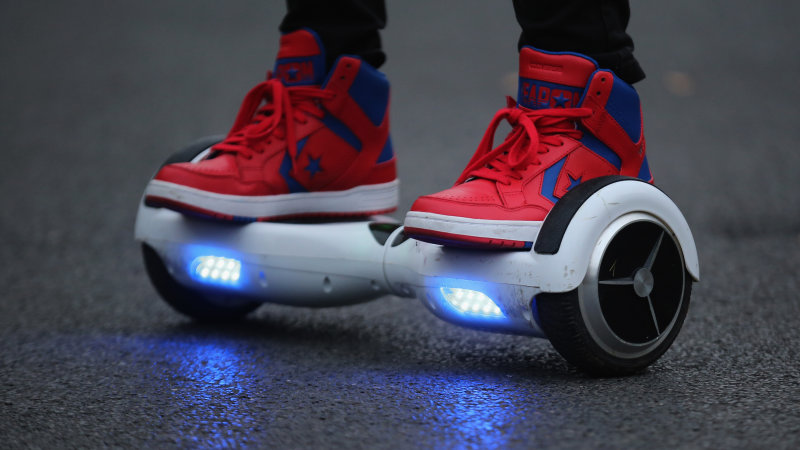 Hover-boards