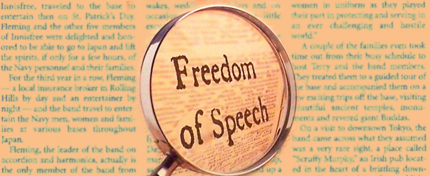 Freedom Of Speech Pictures to Pin on Pinterest - PinsDaddy